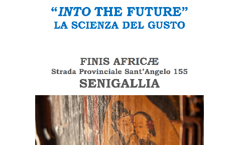 INTO THE FUTURE | La Scienza del Gusto